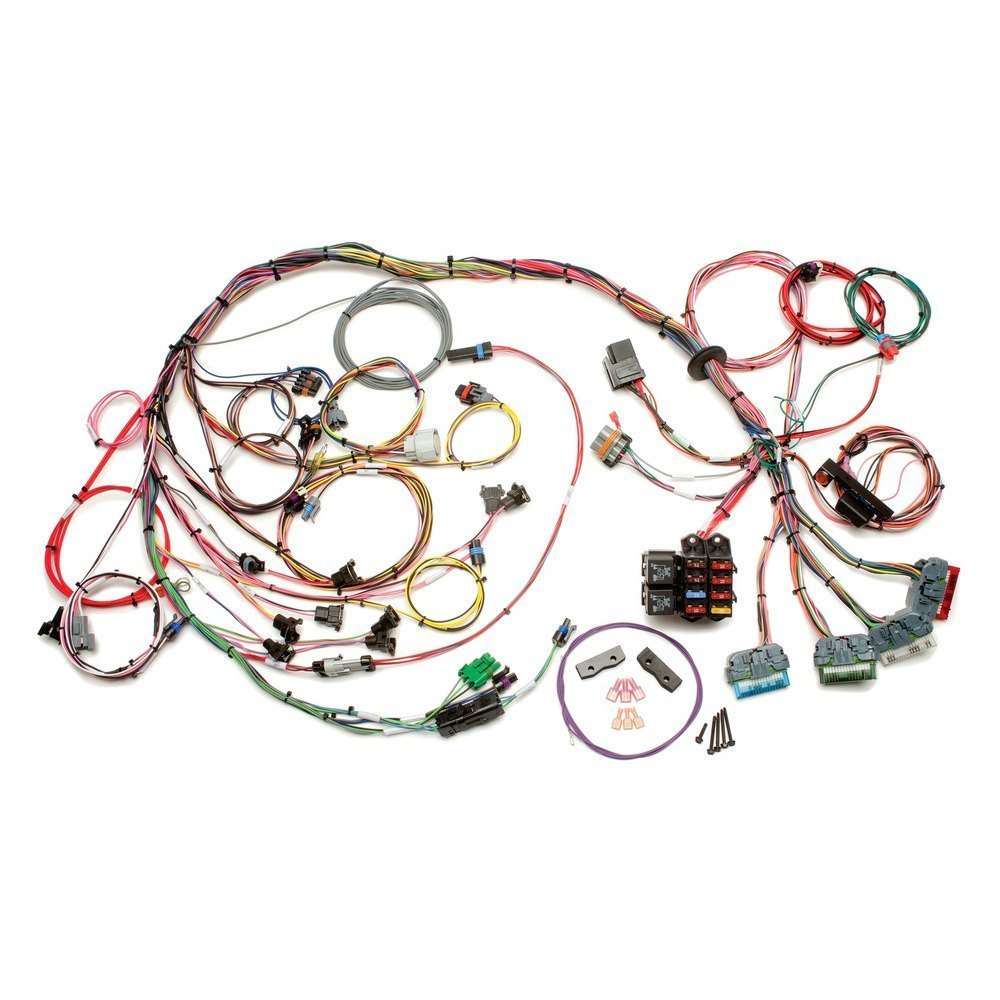 painless performance 60502 - lt1 harness | ebay tbi fuel injection wiring harness painless 60101 gm #2