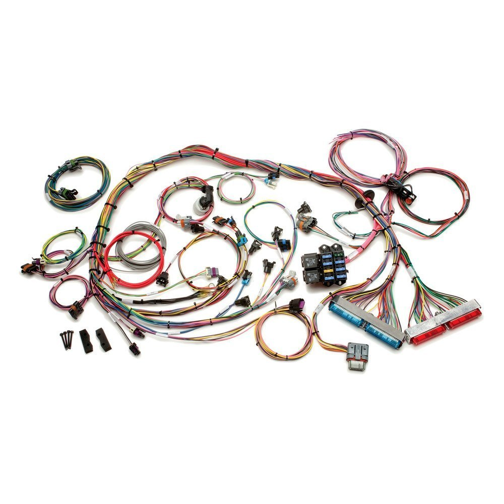 painless performance 174 60522 throttle by wire harness