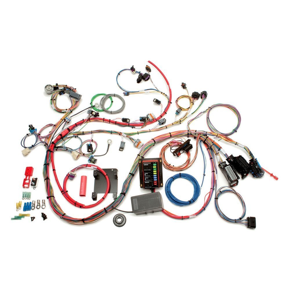 painless performance 174 60524 iv throttle by wire harness