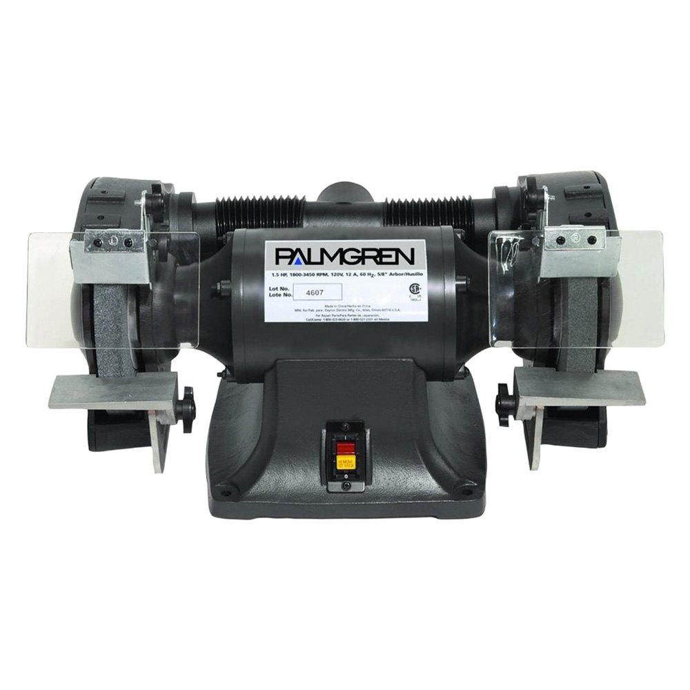Palmgren 174 9682081 8 Quot 3 4 Hp 230 380v 82081 Grinder With