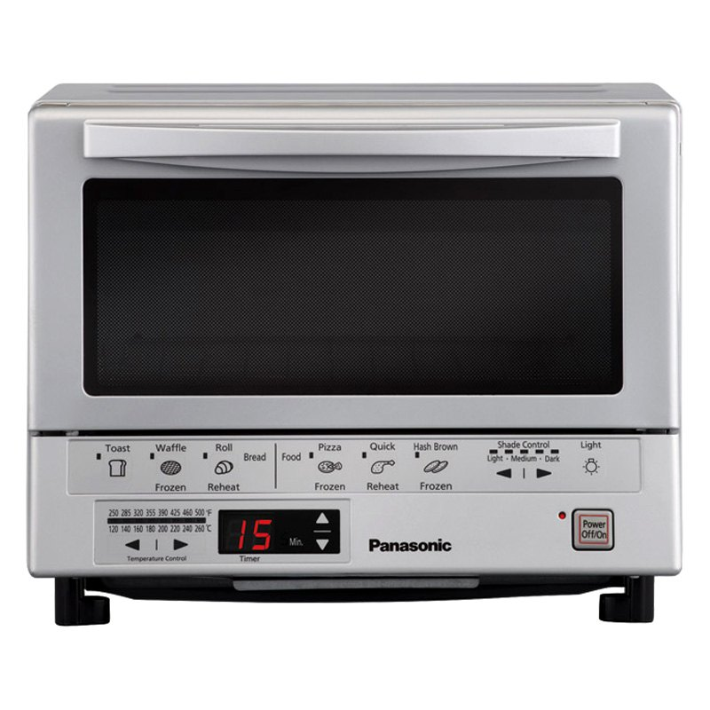Panasonic 174 Nbg110p Flashxpress Toaster Oven With Double