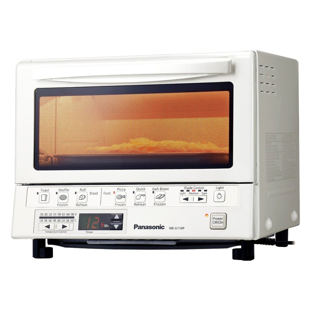 Panasonic 174 Nbg110pw Flash Xpress Toaster Oven Wht