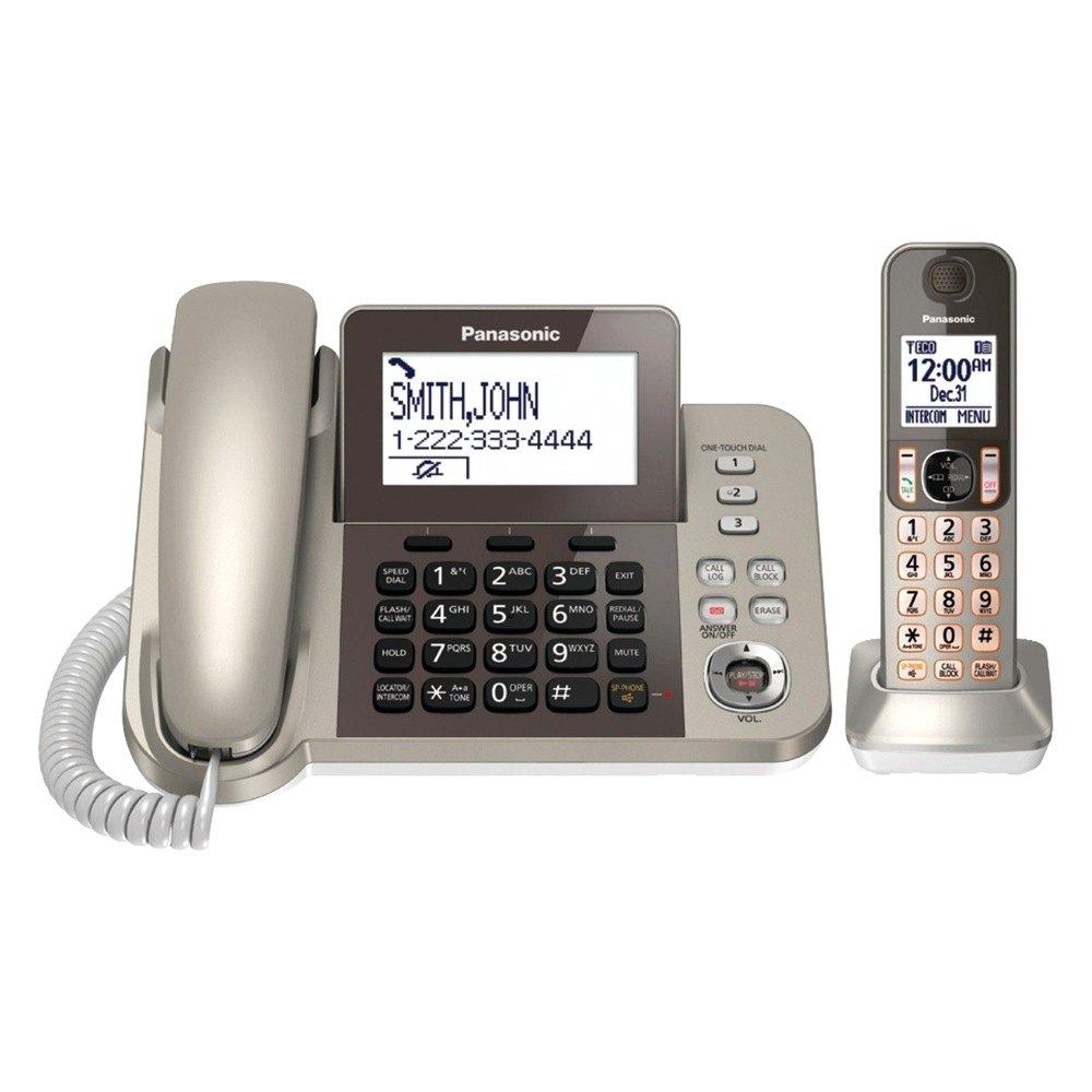 panasonic n52 cordless phone manual