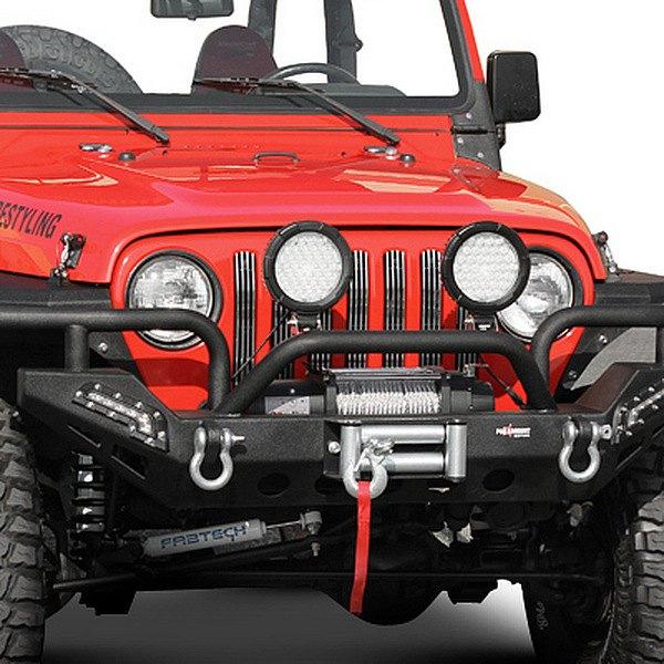 paramount 51 0029l jeep wrangler front off road xtreme. Black Bedroom Furniture Sets. Home Design Ideas