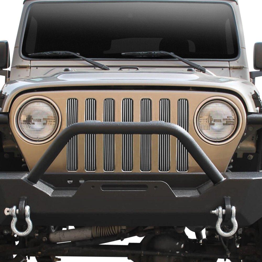Jeep Wrangler 2001 7-Pc Restyling™ Polished