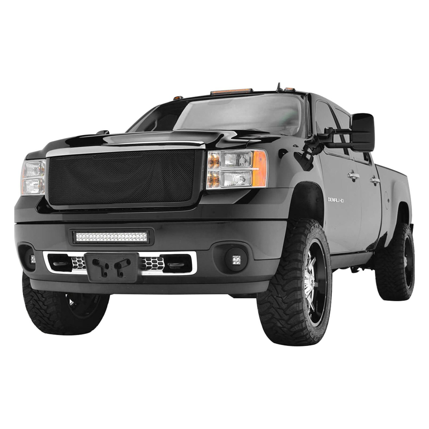 new gmc sierra accessories automotive parts and more. Black Bedroom Furniture Sets. Home Design Ideas