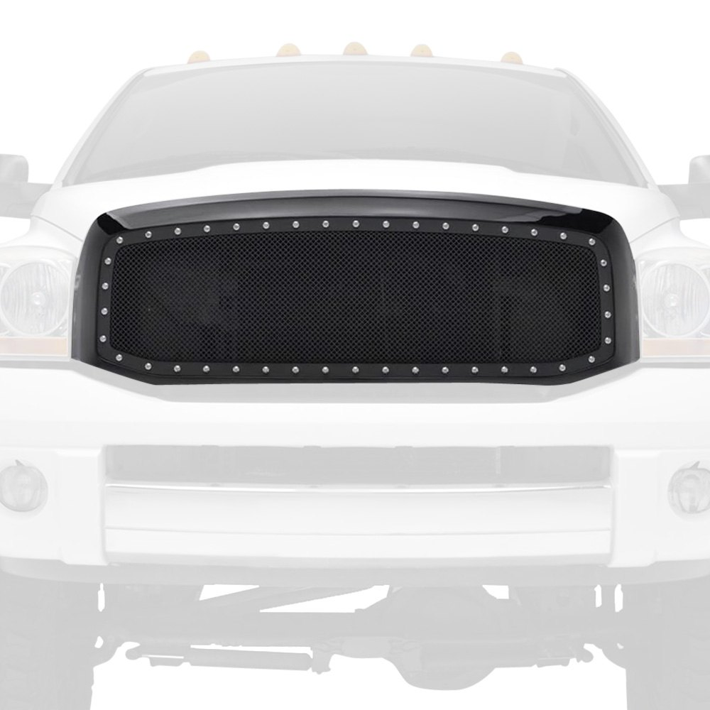 Paramount® 46-0212 - Evolution Black Packaged Wire Mesh Main Grille