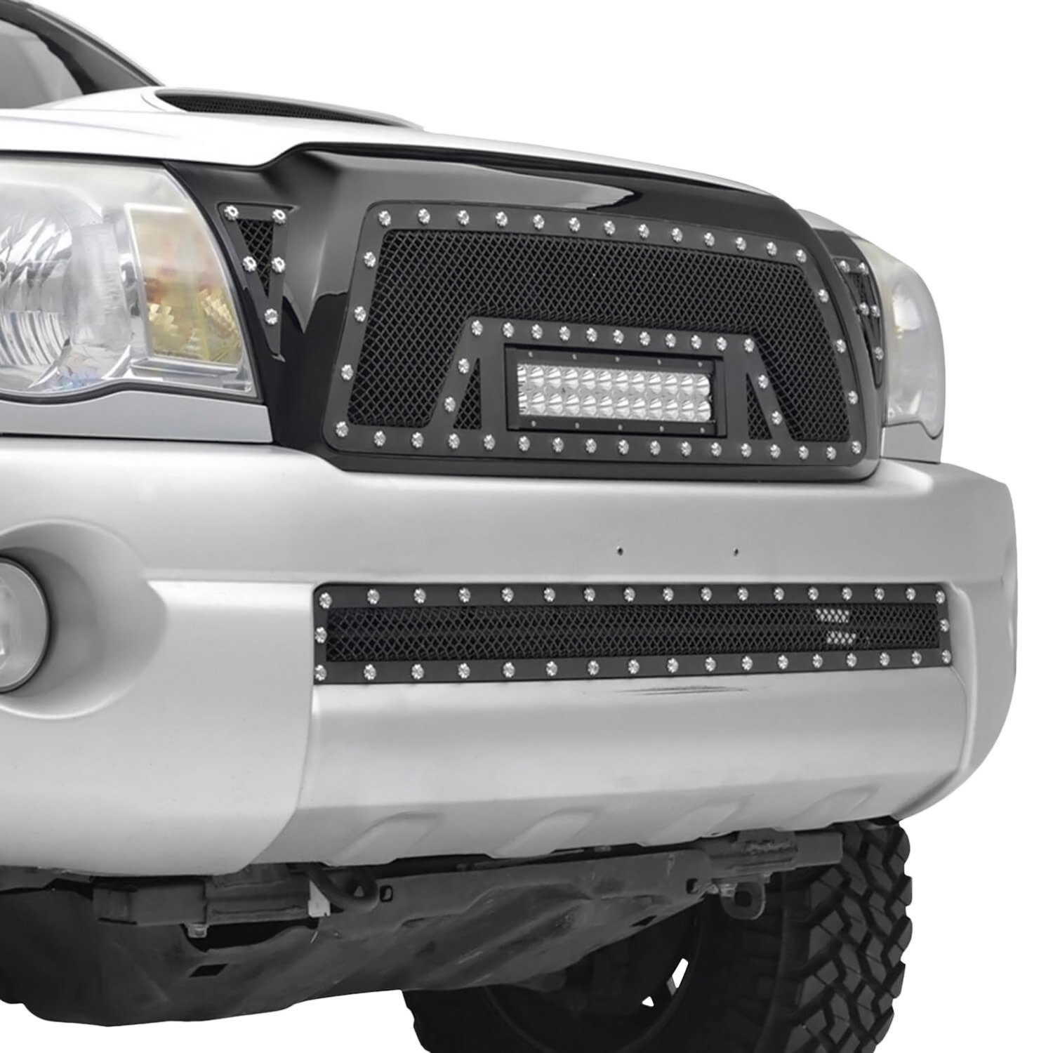 paramount toyota tacoma 2009 restyling led evolution. Black Bedroom Furniture Sets. Home Design Ideas