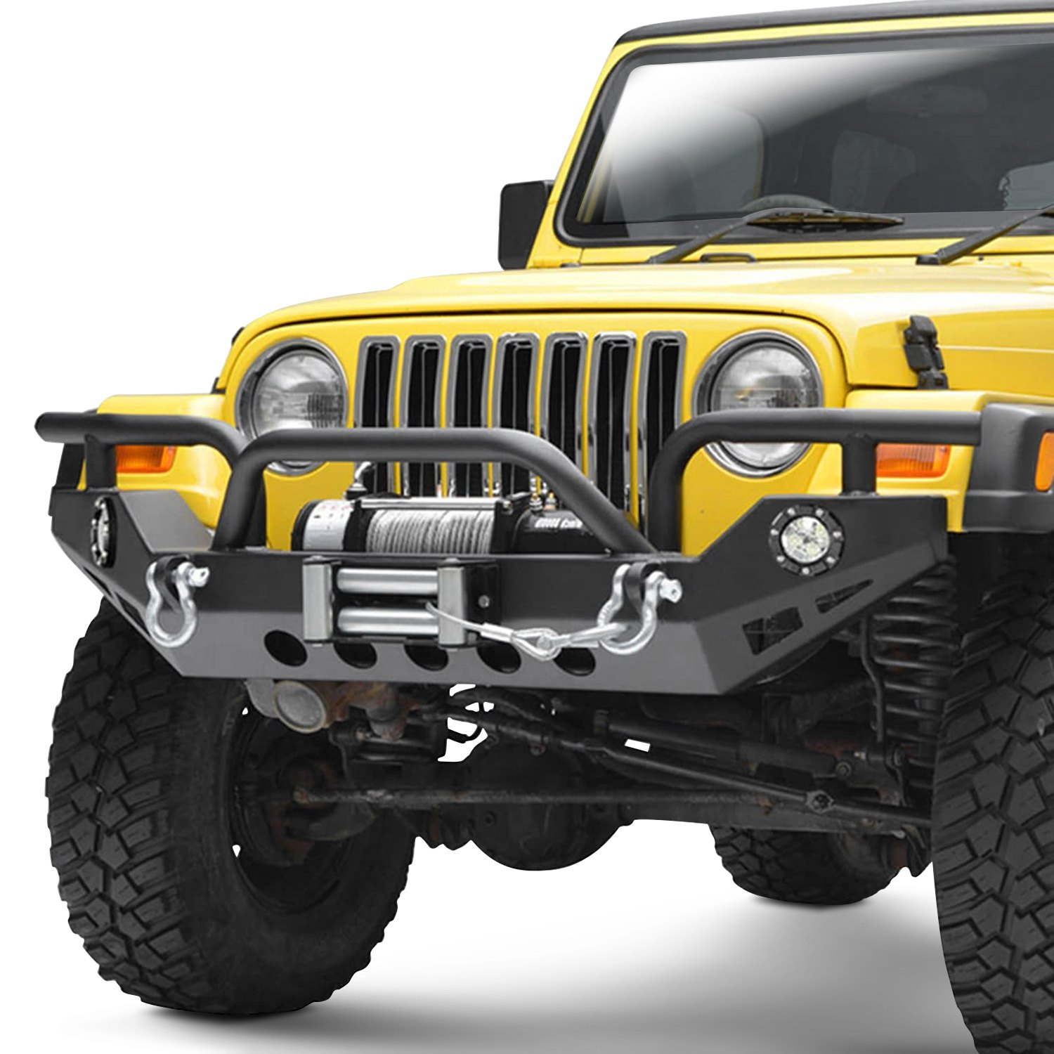 Jeep Wrangler 87-06 Bumper Off-Road Xtreme Full Width