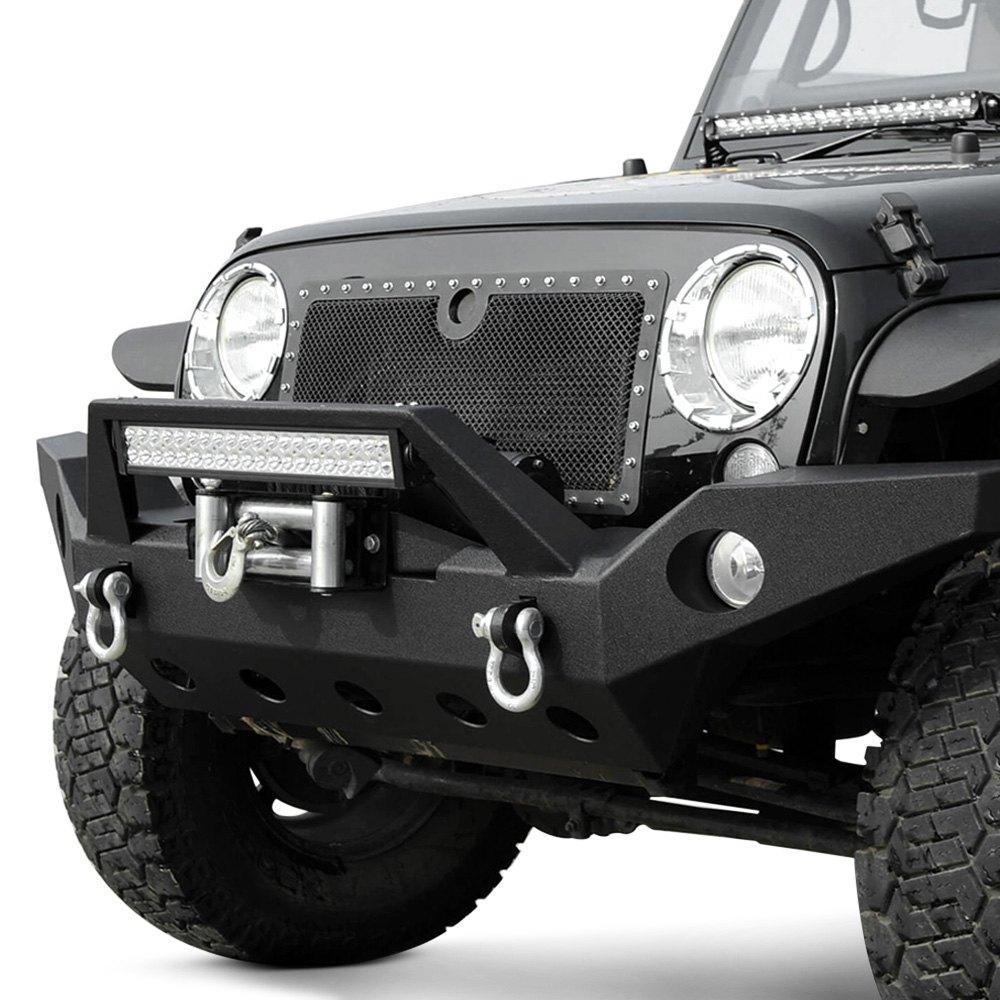 paramount jeep wrangler 2010 full width black front. Black Bedroom Furniture Sets. Home Design Ideas