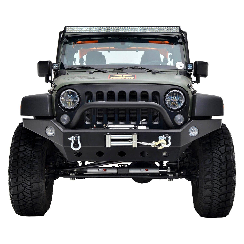 Jeep Wrangler 2007-2017 Off-Road™ R8 Full