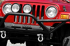 Paramount® - Front Bumper with Off-Road LED Lights