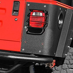 Paramount® - Off Road™ Rear Bumper