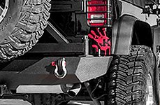 Paramount® - Heavy Duty Rear Bumper