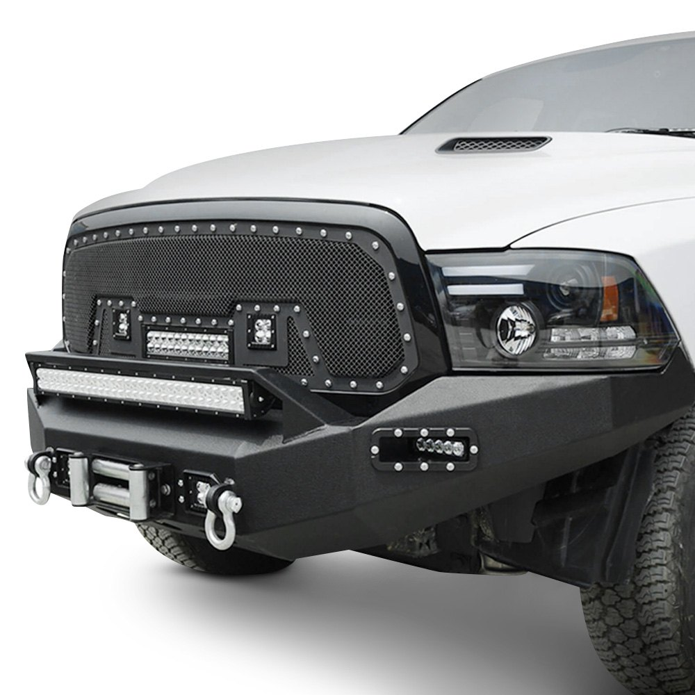 2017 dodge ram off road bumpers carid autos post. Black Bedroom Furniture Sets. Home Design Ideas