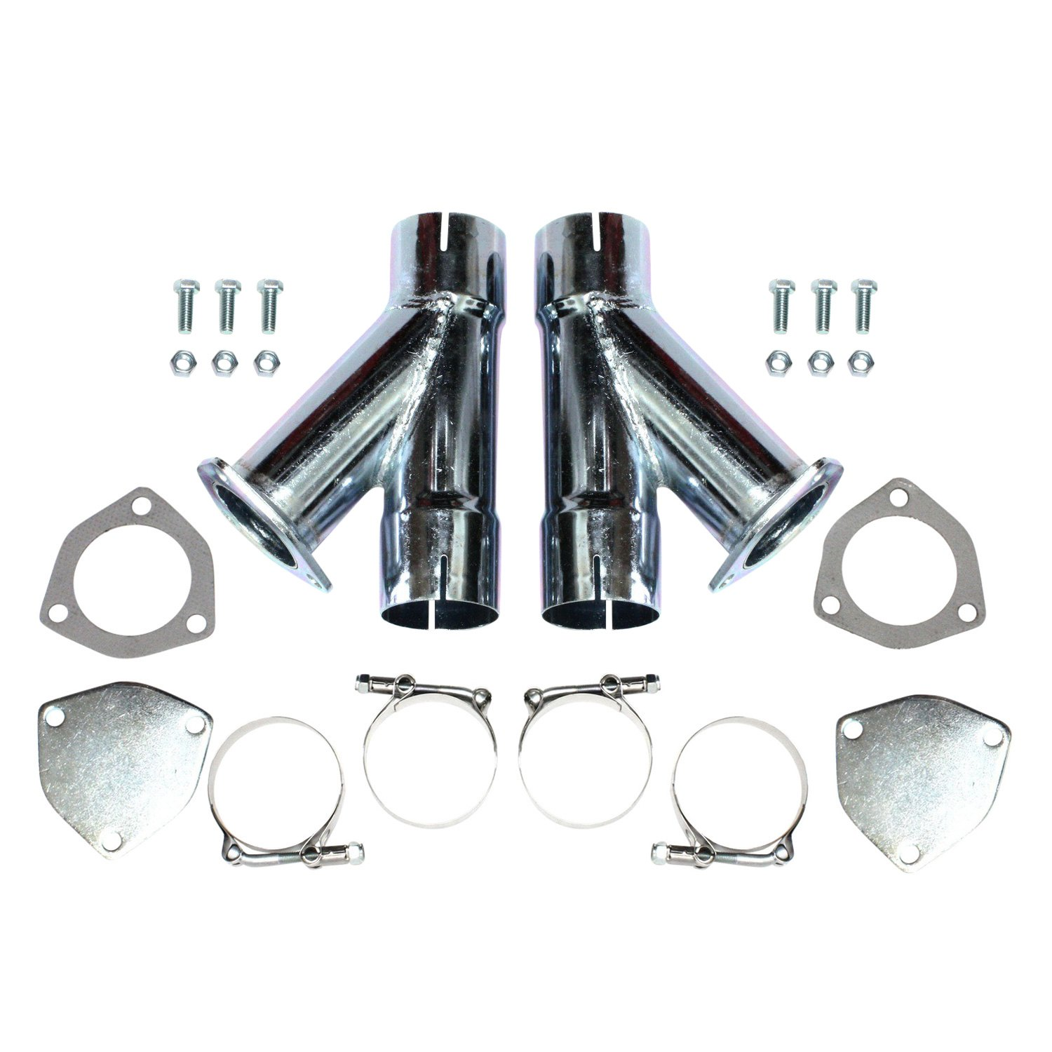 Patriot H1135 3-1//2-Inch Exhaust Cut-Out Hookup Kit