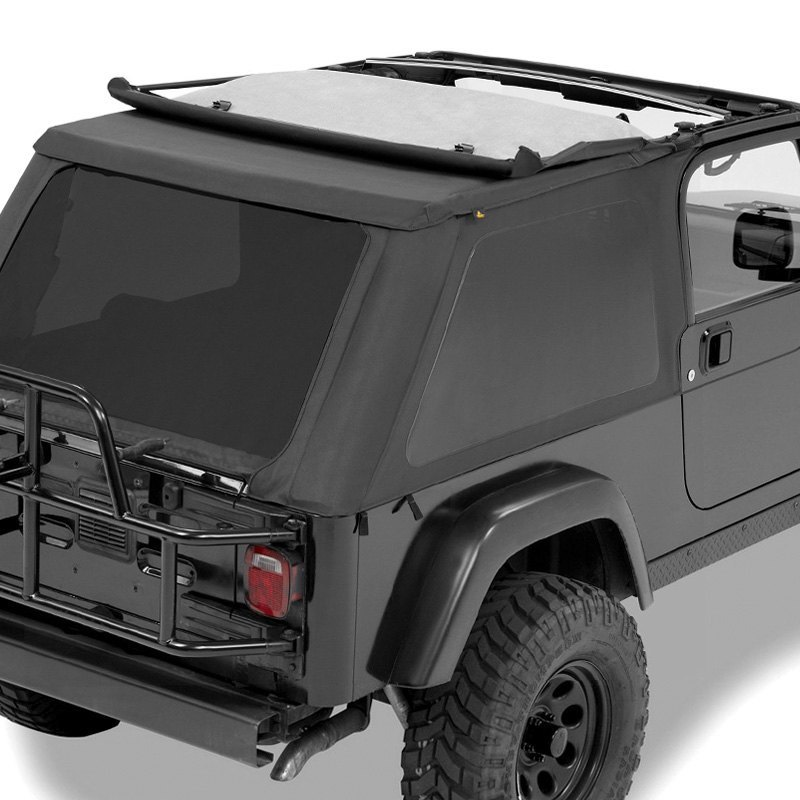 Jeep Wrangler Replacement Soft Top >> Pavement Ends® - Jeep Wrangler 1997-2003 Sprint Top ...