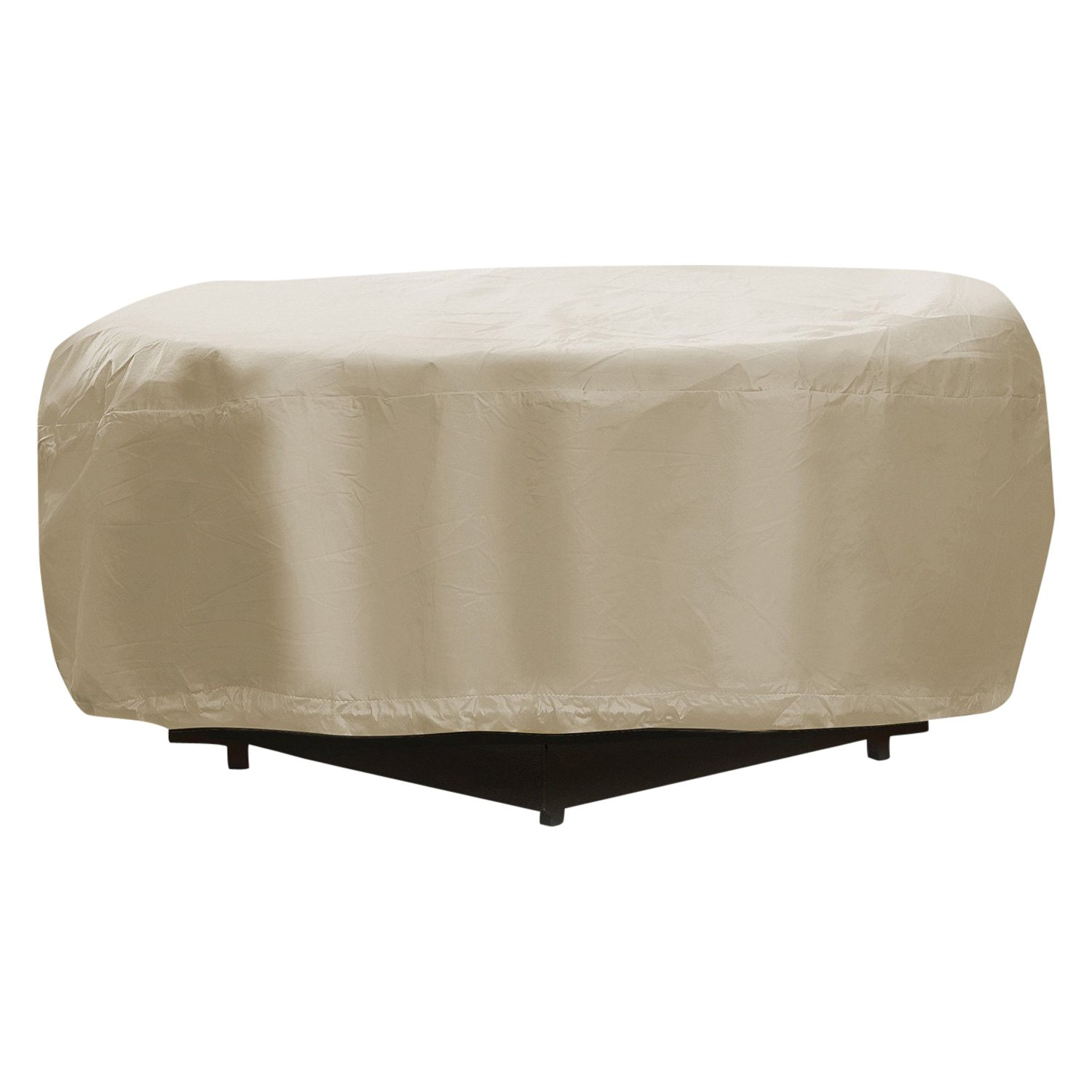 Pci Tan Round Firepit Cover