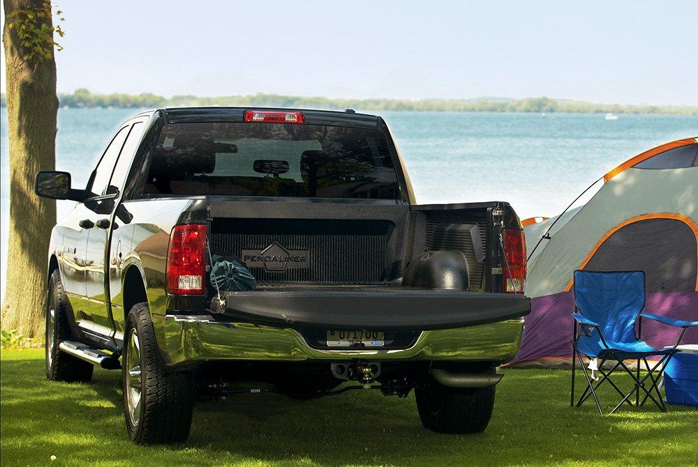 Pendaliner  Dodge Ram 2012 Under Rail Bed Liner