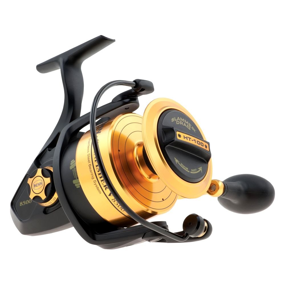 Penn ssv8500 spinfisher v spinning reel for Fishing rods and reels for sale