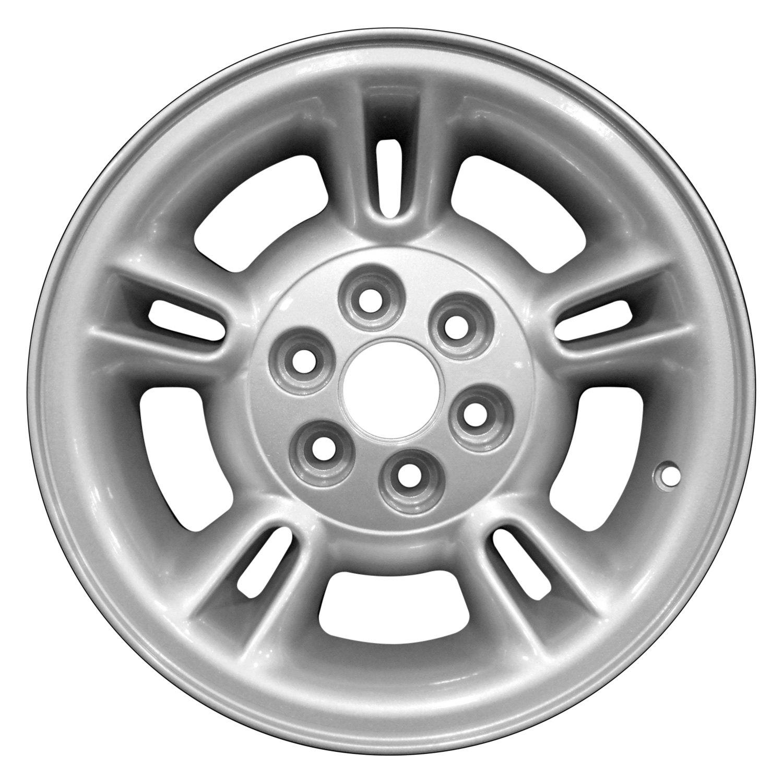 perfection wheel dodge durango 1998 2000 15 refinished 10 spokes factory alloy wheel. Black Bedroom Furniture Sets. Home Design Ideas