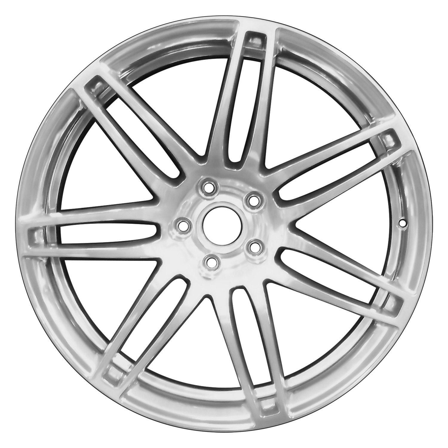 perfection wheel factory alloy wheels Ford Ranger Pedal Covers wheel 19 refinished rear 14 spokes medium charcoal machined bright factory alloy wheelperfection wheel 21 refinished 10 spokes dark sparkle