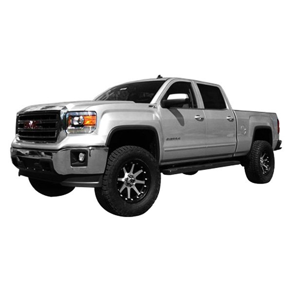 Performance accessories gmc sierra 2015 3 x 3 front - 2015 gmc sierra interior accessories ...