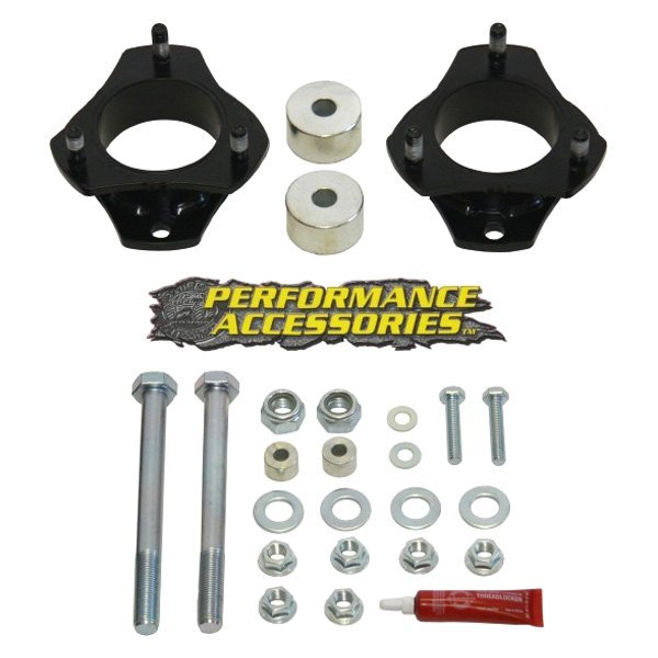 Performance Accessories® - Lift Strut Spacers