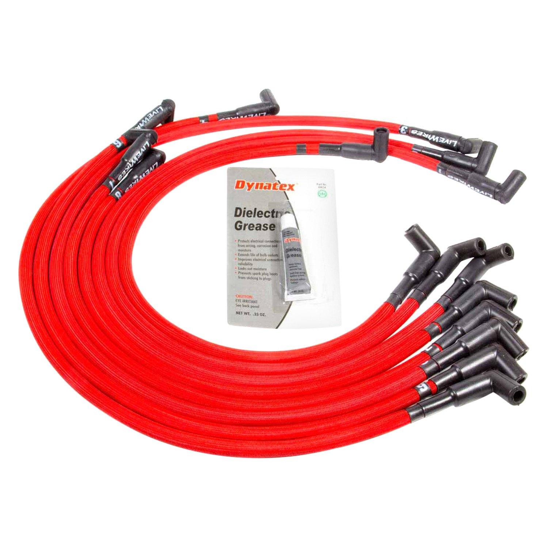 Performance Distributors® C9051RD - Live Wires Under Header