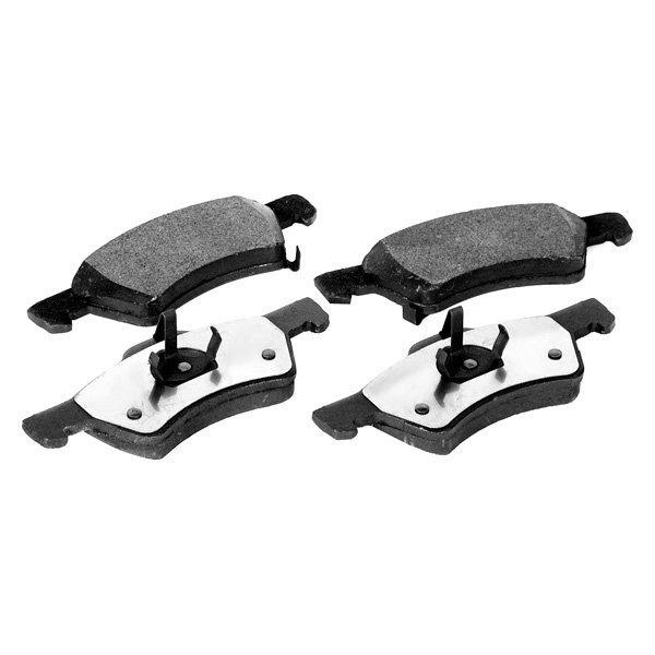 how are semi metallic brake pads made pdf