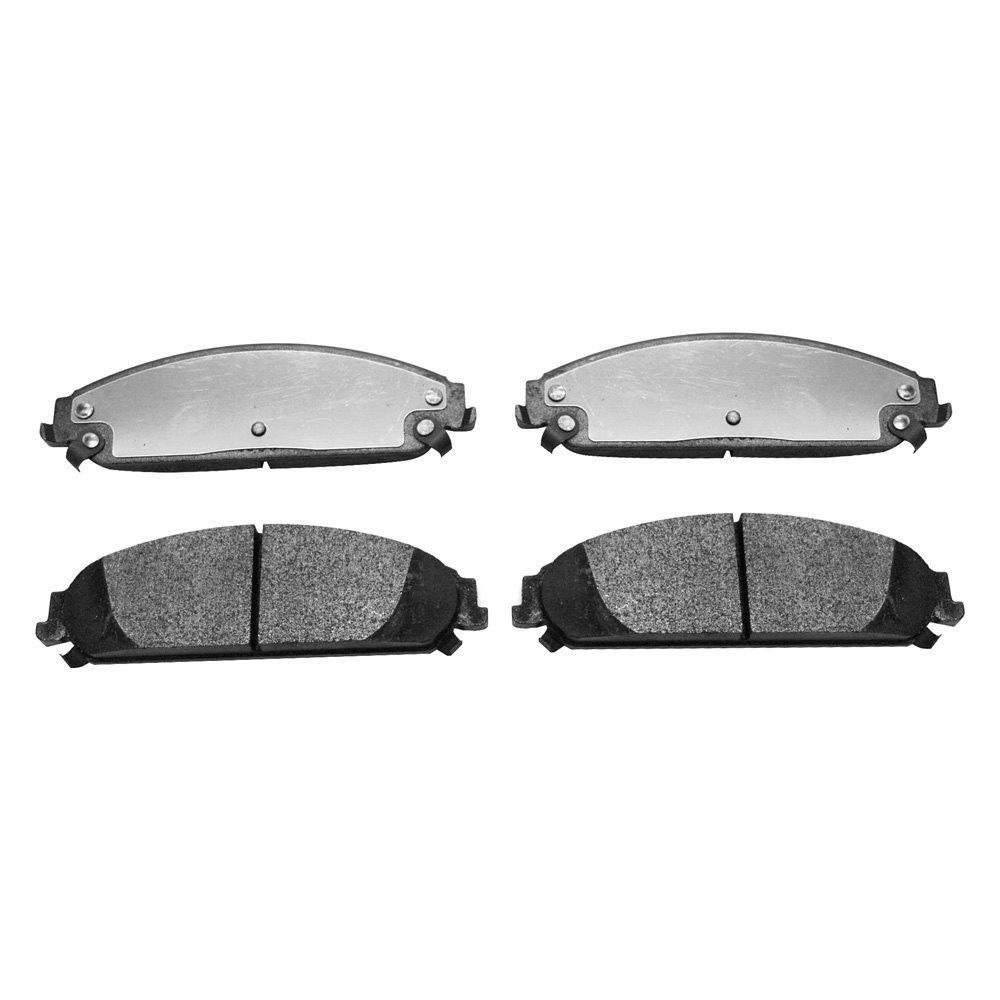 performance friction chrysler 300 300c 2010 carbon metallic brake pads. Black Bedroom Furniture Sets. Home Design Ideas