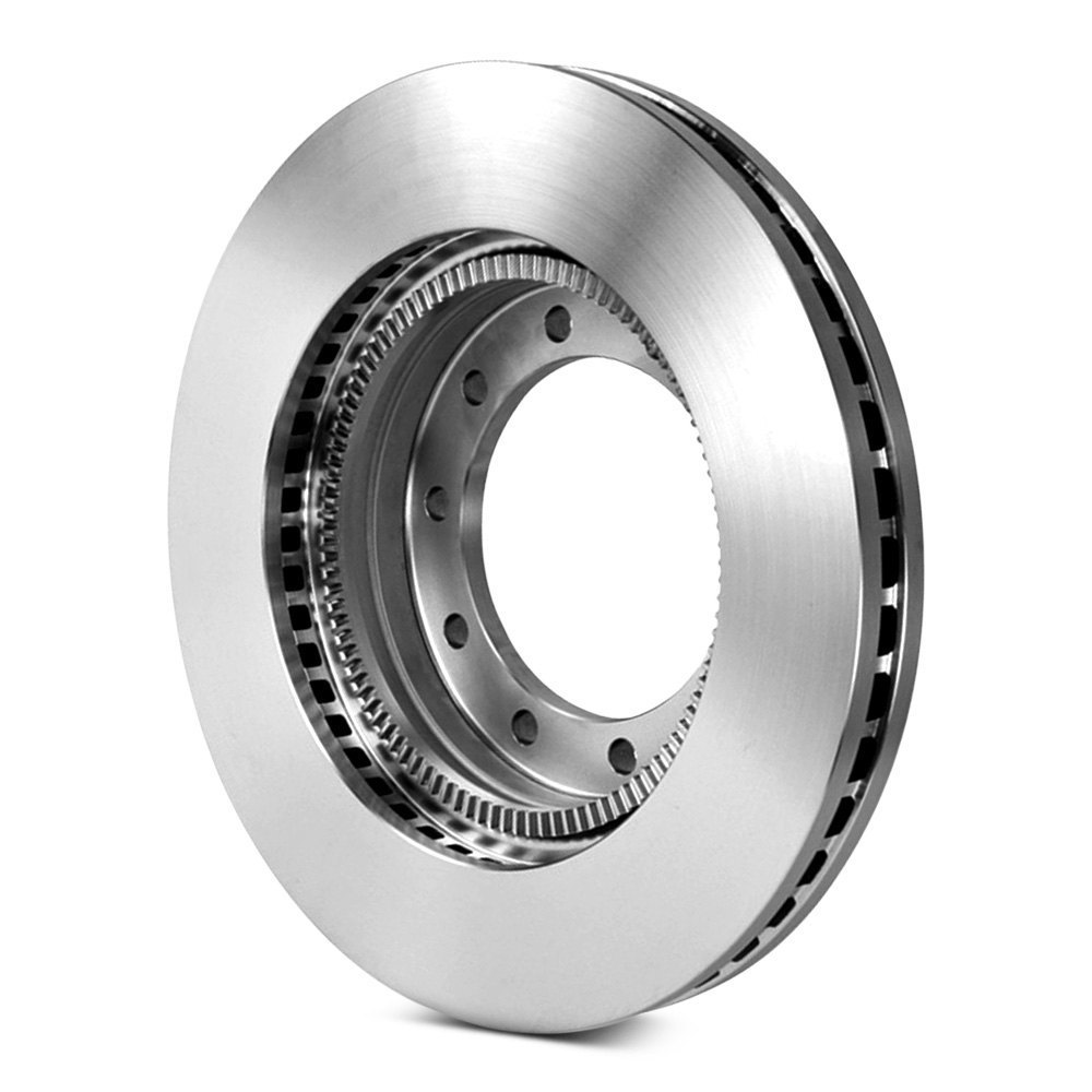 Brake Rotor Material : Performance friction chevy impala z rated™ plain