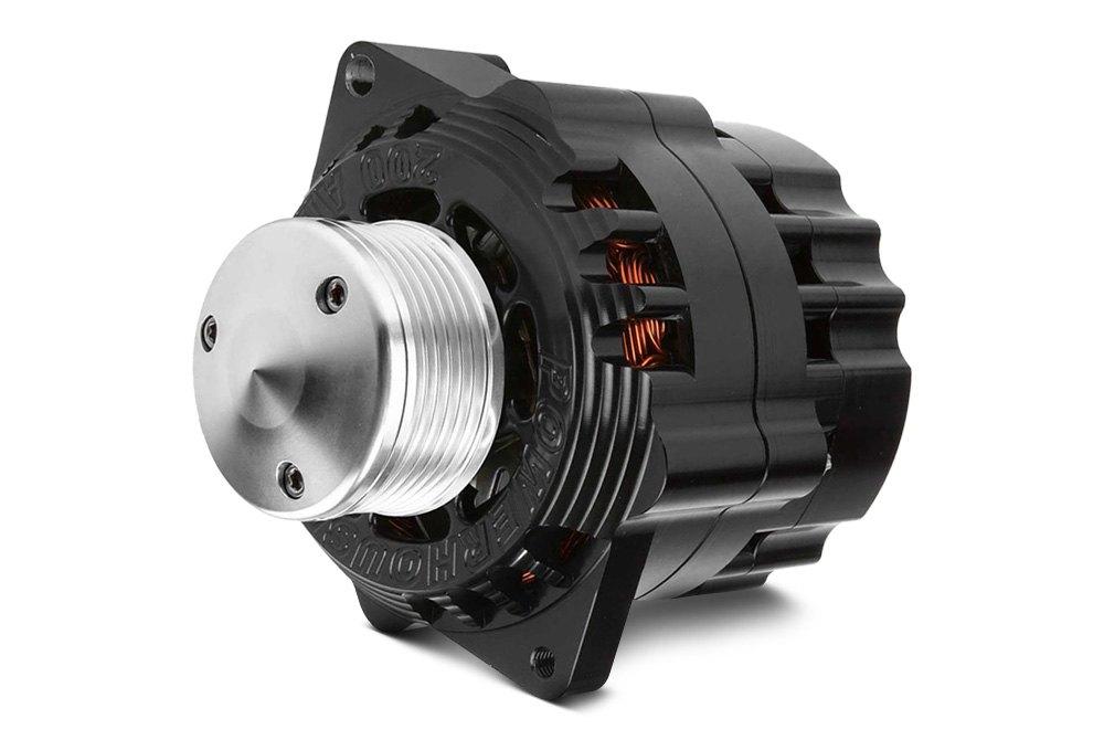 Performance Alternators | High Output, Heavy Duty — CARiD com