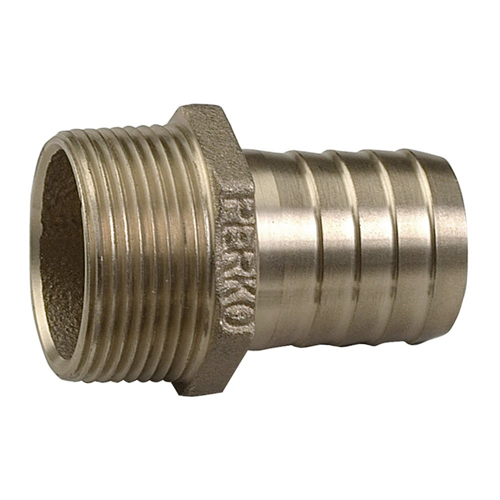 Perko dp plb quot straight bronze pipe to hose