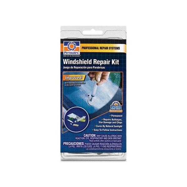 Car Window Repair: Permatex - Windshield Repair Kit
