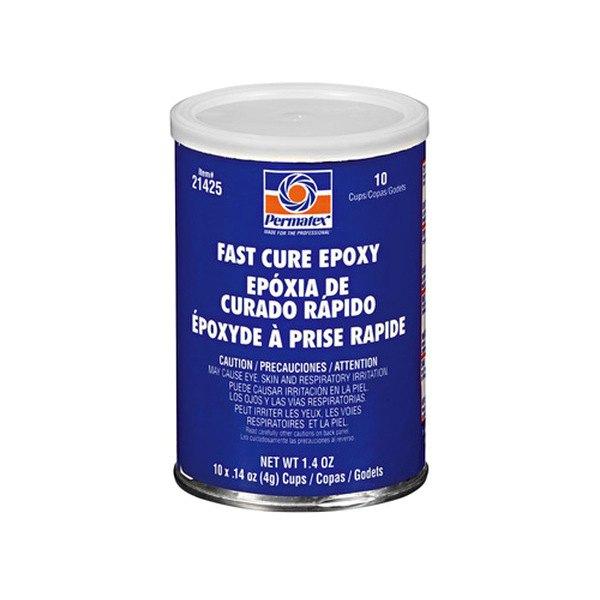 Fast Cure Epoxy : Permatex fast cure epoxy