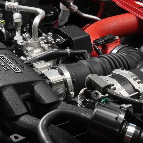 perrin performance scion fr s 2013 2016 cold air intake system with black filter. Black Bedroom Furniture Sets. Home Design Ideas