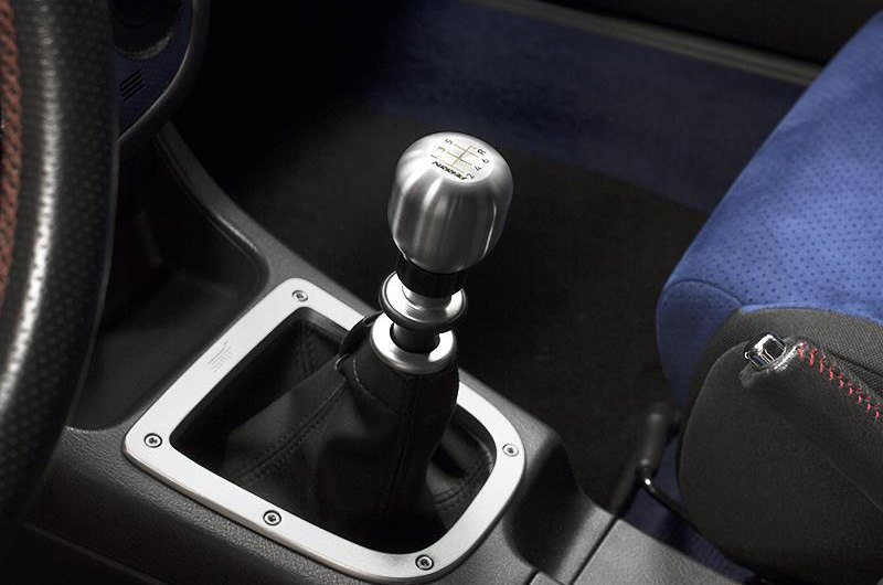 Perrin Performance® - Manual Weighted 6-Speed Pattern Stainless Steel Shift  Knob