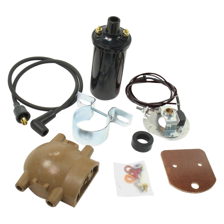 Pertronix Electronic Ignition Box Best Secret Wiring Diagram U00ae 1247xtp6 Custom Ignitor U2122 Kit Hp
