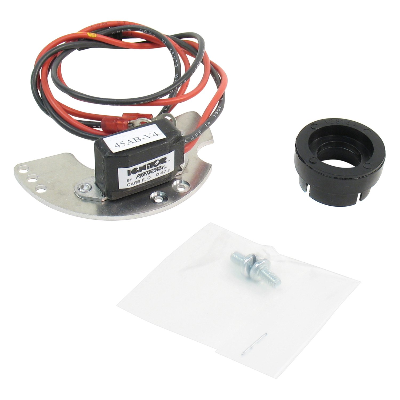 Pertronix Electronic Ignition Box Best Secret Wiring Diagram U00ae 1282 Ignitor U2122 Farmall