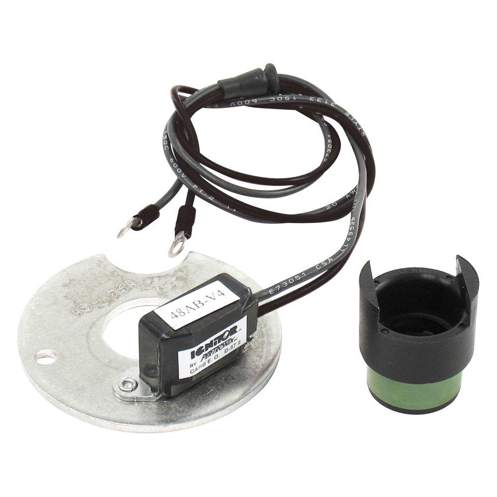 Pertronix Electronic Ignition Box Best Secret Wiring Diagram U00ae Marine Ignitor U2122 Kit Farmall