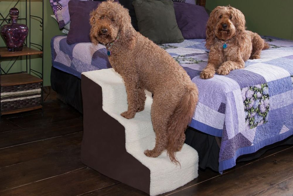... Gear®   Easy Step III Deluxe Oatmeal/Chocolate Soft Pet ...