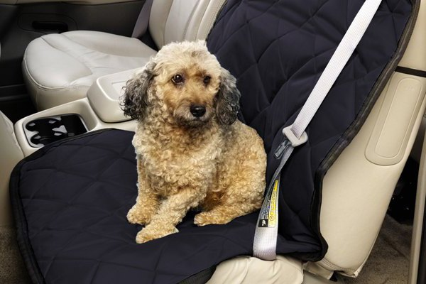Canine Covers KP00010CH Pet Pad Charcoal Bucket Seat Protector