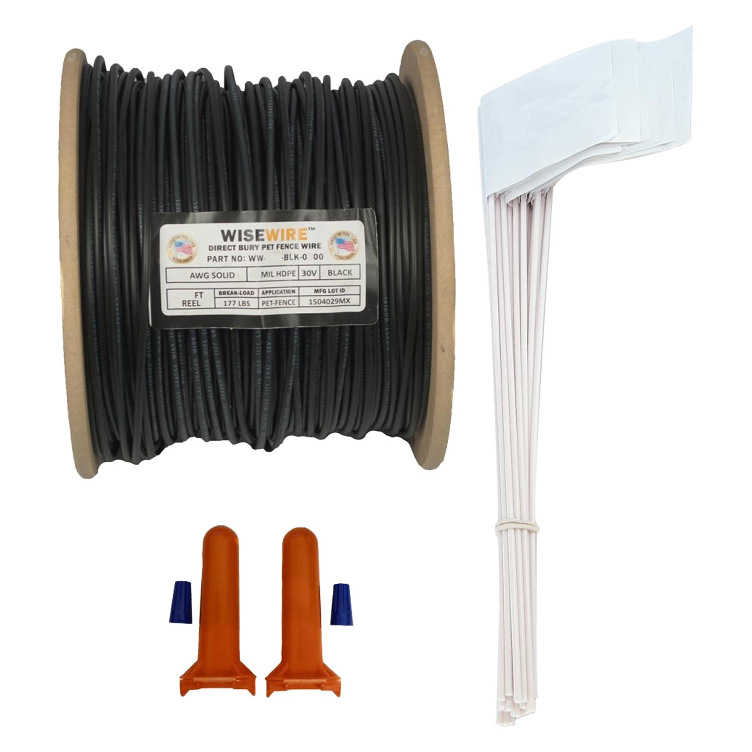 Pet Stores USA® - WiseWire ™ Boundary Wire Kit