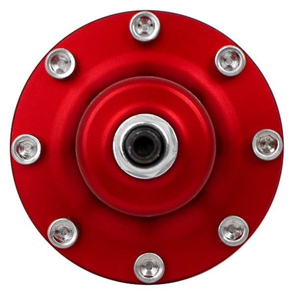 Peterson Fluid Systems 08-0455 Adjustable Vacuum Regulator with Weld Bung