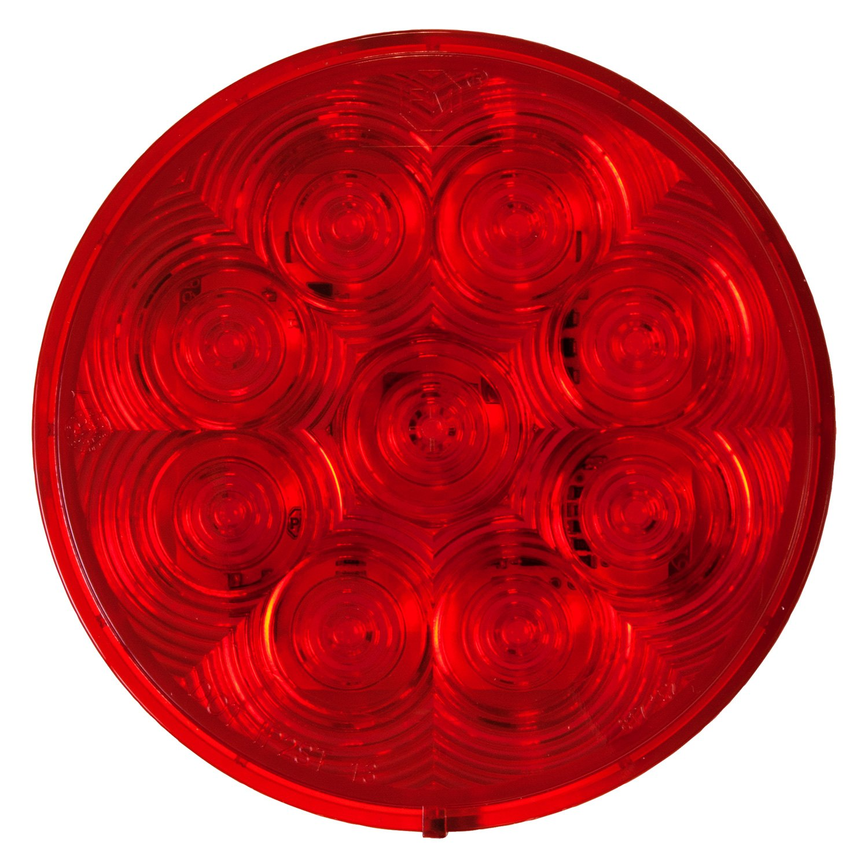 Turn /& Tail Light Kit Peterson 817 Series LumenX Round LED Stop