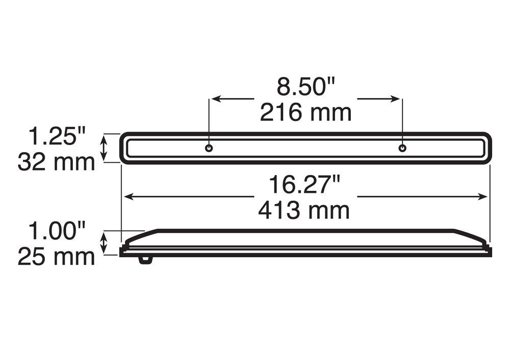 Peterson LED Identification Light Bars