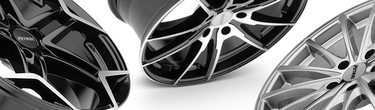 Petrol Wheels & Rims