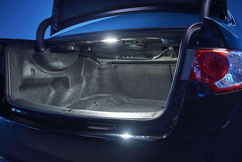 Philips Chevy Corvette 1999 X Tremevision Led Interior Light Bulb