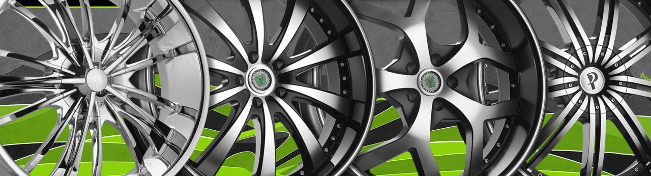 Universal Phino WHEELS & RIMS